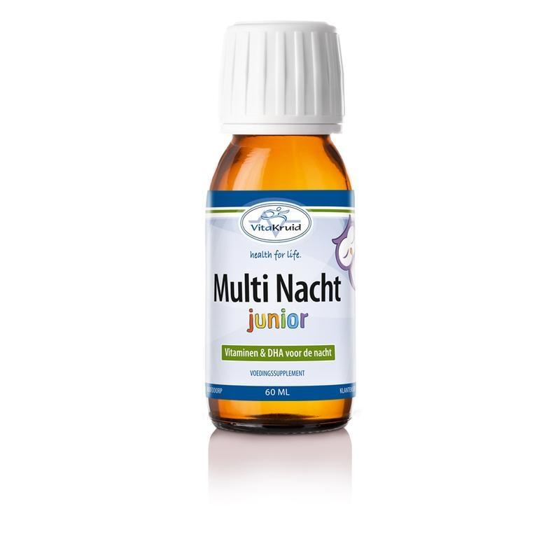 Vitakruid Vitakruid Vita Herb Multi Nacht junior 60 ml