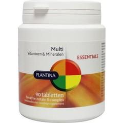 Plantina Vitamin Multi 90 Tabletten