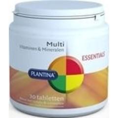 Plantina Vitamin Mehrmonatsverpackung 30 Tabletten