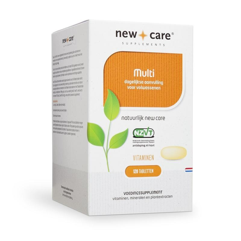 New Care New Care Multi 120 Tabletten