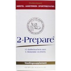 2-Prepare L Glutamin 9G 150 mg 15 Beutel vor