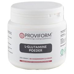 Proviform L-Glutamin Pulver 200 Gramm