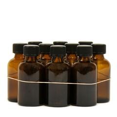 CHI Flasche mit Deckel 30 ml 10 Stück
