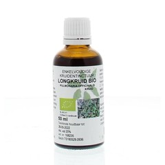 Natura Sanat Pulmonaria aus Kraut / Lungenkraut Tinktur bio 50 ml