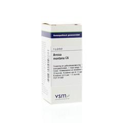 VSM Arnica montana C6 4 Gramm
