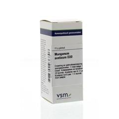 VSM Manganum aceticum D30 10 Gramm