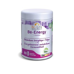 Be-Life Be-Energy & Guarana 60 weiche Gele