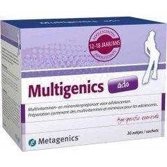 Metagenics Multigenics Ado 30 Beutel
