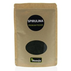 Hanoju Spirulina Premium Pulver 250 Gramm