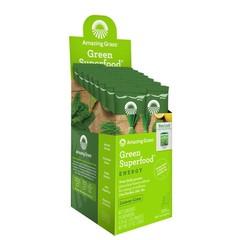 Amazing Grass Energy Limonengrün Superfood 15 Beutel