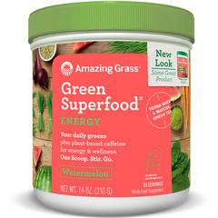 Amazing Grass Wassermelonengrün Superfood 210 Gramm