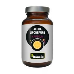 Hanoju Alfa Liponsäure 400 mg 180 vcaps