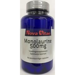 Nova Vitae Monolaurine 500 mg 60 vcaps