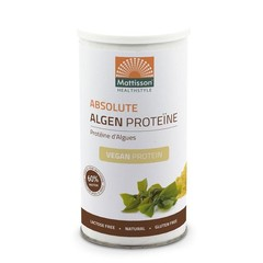 Mattisson Absolutes Algenprotein vegan 60% 450 Gramm