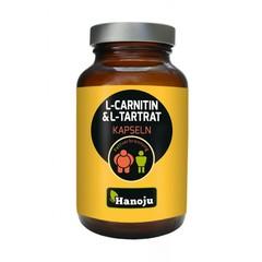 Hanoju L-Carnitin L-Tartrat 500 mg 90 vcaps