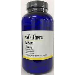 Walthers Methylsulfonylmethaa (msm) 1000 mg 300 vcaps