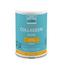 Mattisson Beef Collagen Pulver Mischung Peptan 300 Gramm