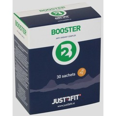 Just2Bfit Energy Booster Pulver 30 Beutel