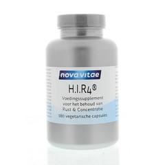 Nova Vitae HIR-4 Theaninkomplex 180 vcaps