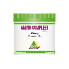 SNP Amino komplett 430 mg reine 300 Kapseln