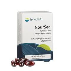 Springfield NourSea Calanusöl Omega 3 Wachsester 60 Weichgele