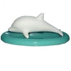 Volatile Dolphin mit Untersetzer 1 Set