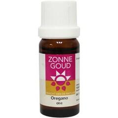 Zonnegoud Sun Gold Oregano ätherisches Öl 10 ml