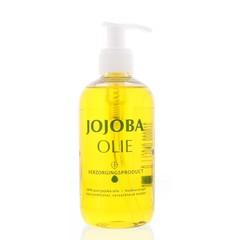 Naturapharma Jojobaöl mit 250 ml Pumpe