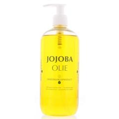 Naturapharma Jojobaöl mit 500 ml Pumpe