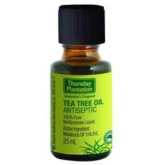 Thursday Plant Donnerstag Pflanze Teebaumöl 25 ml