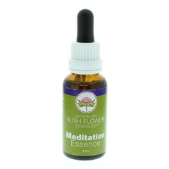 Australian Bush Australische Bush Meditation Essenz 30 ml