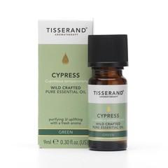 Tisserand Cypress wild verarbeitet 9 ml