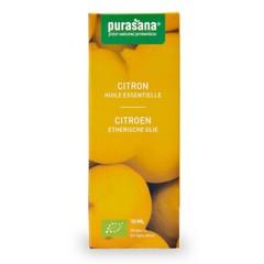 Purasana Zitrone 10 ml