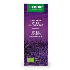 Purasana Lavendin super 10 ml