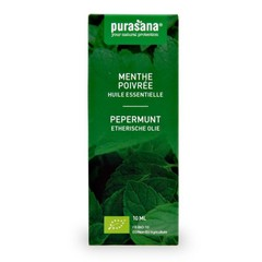 Purasana Pfefferminze 10 ml