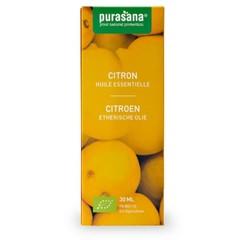 Purasana Zitrone 30 ml