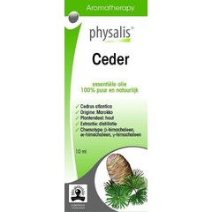Physalis Zeder bio 10 ml