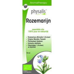Physalis Rosmarin bio 10 ml
