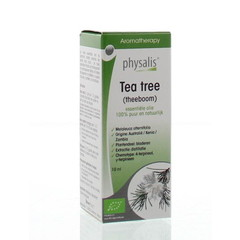 Physalis Teebaum bio 10 ml
