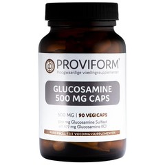 Proviform Glucosamine 500 mg 90 vcaps