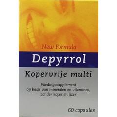 Depyrrol kupferfrei Multi 60 Vcaps