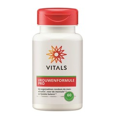 Vitals Women's Formula Pro 60 Tabletten