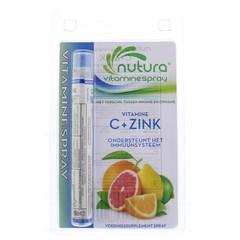 Vitamist Nutura C & Zinkblister 13,3 ml