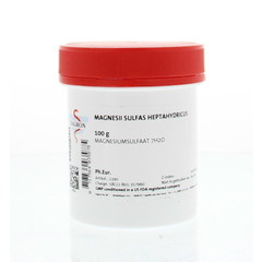 Fagron Magnesii sulfas heptahydricus 100 Gramm