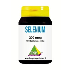 SNP Selen 200 µg 100 Tabletten