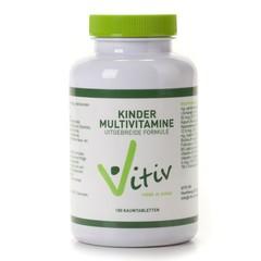 Vitiv Kinder Multivitamin 100 Tabletten