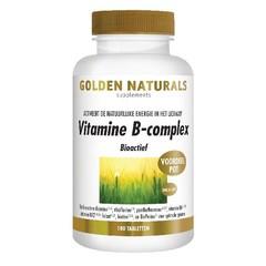 Golden Naturals Vitamin B Komplex 180 Tabletten