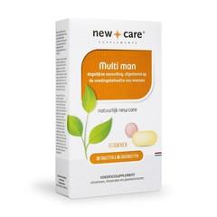 New Care Multi man 60 Tabletten