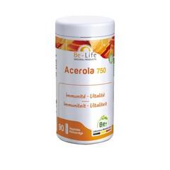 Be-Life Acerola 750 bio 90 Weichgele