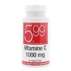 5.99 5,99 Vitamin C 1000 mg 60 Tabletten